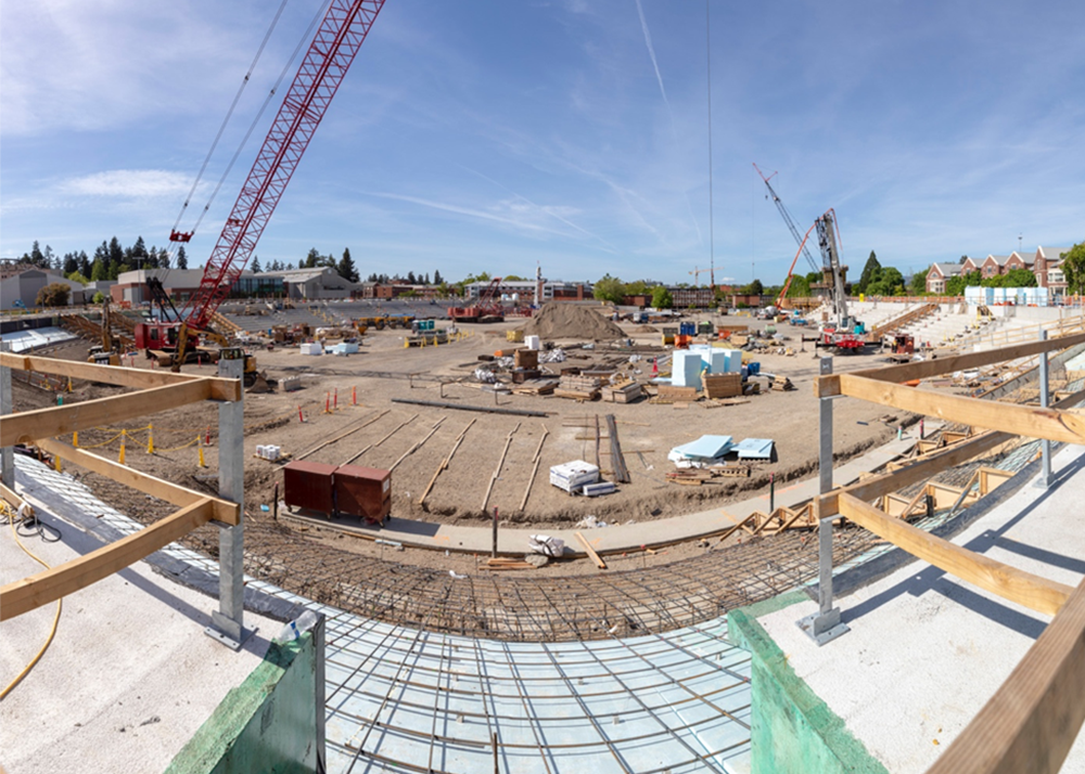 hayward construction update