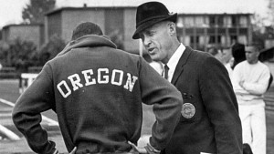 Bill Bowerman and the Unknown Athlete photo