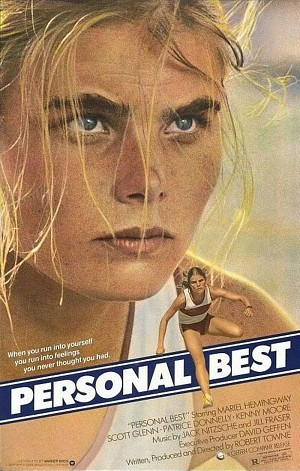 Movie poster for Personal Best
