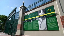 Powell Plaza at Hayward Field